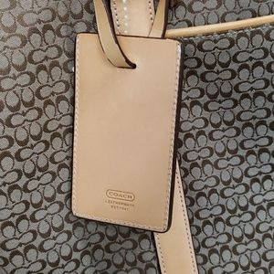 Coach Bags - COACH signature XL travel bag. Rare style 77012